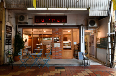 A.L.C.cafe外観