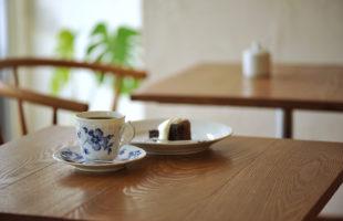 シェルパコーヒーとケーキ