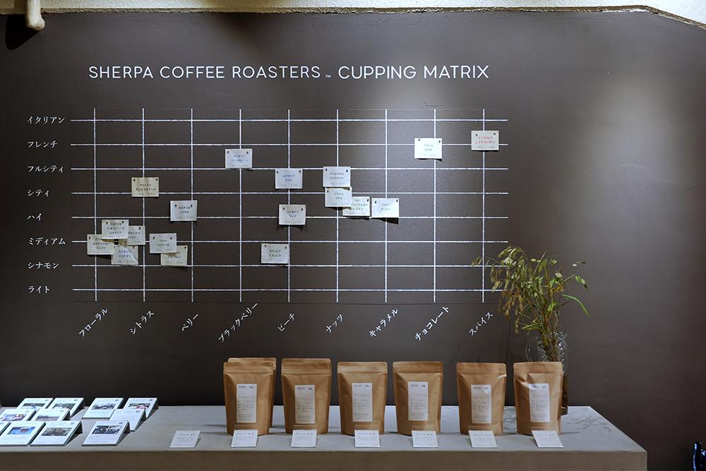 シェルパ_コーヒー豆