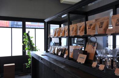 コクウ珈琲の販売用コーヒー豆