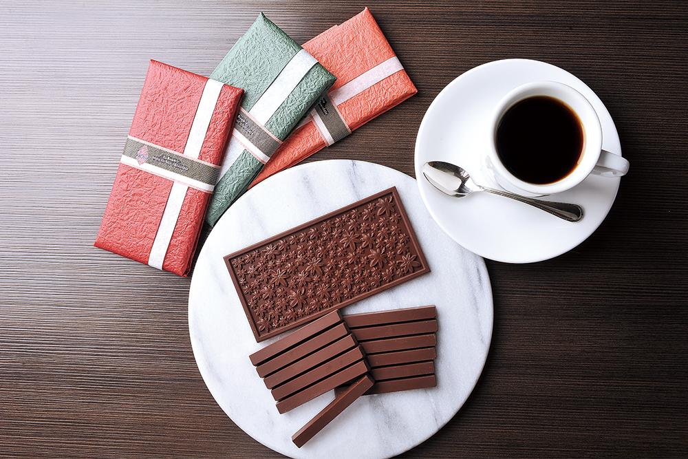 ブドワビーンズのコーヒーとチョコレート