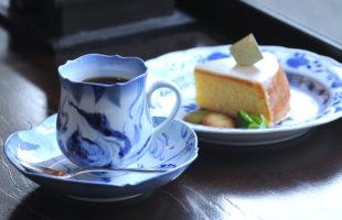 カフェアダチ/コーヒーとケーキ
