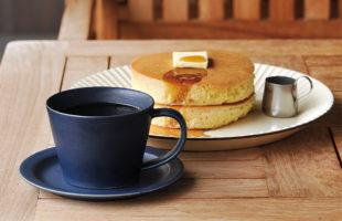 nayutaコーヒーとホットケーキ