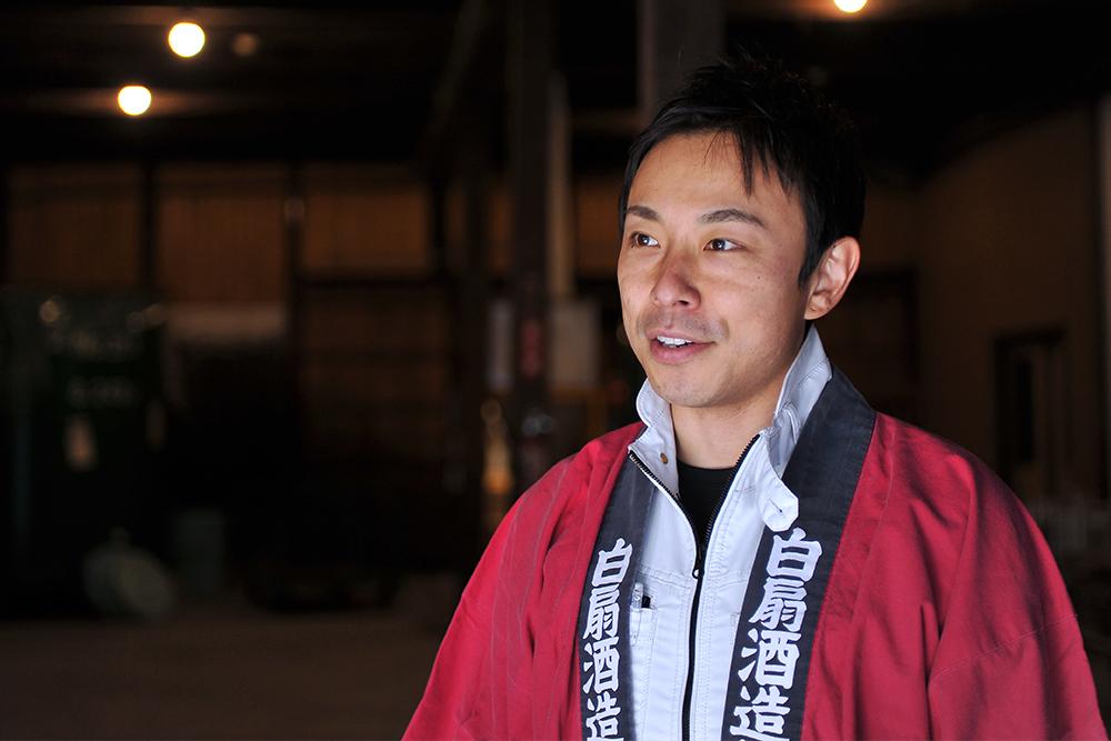 五代目加藤祐基さん
