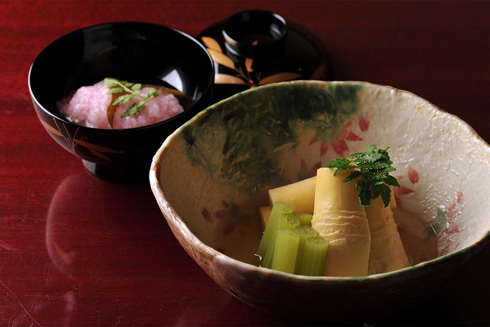 京繁の会席料理