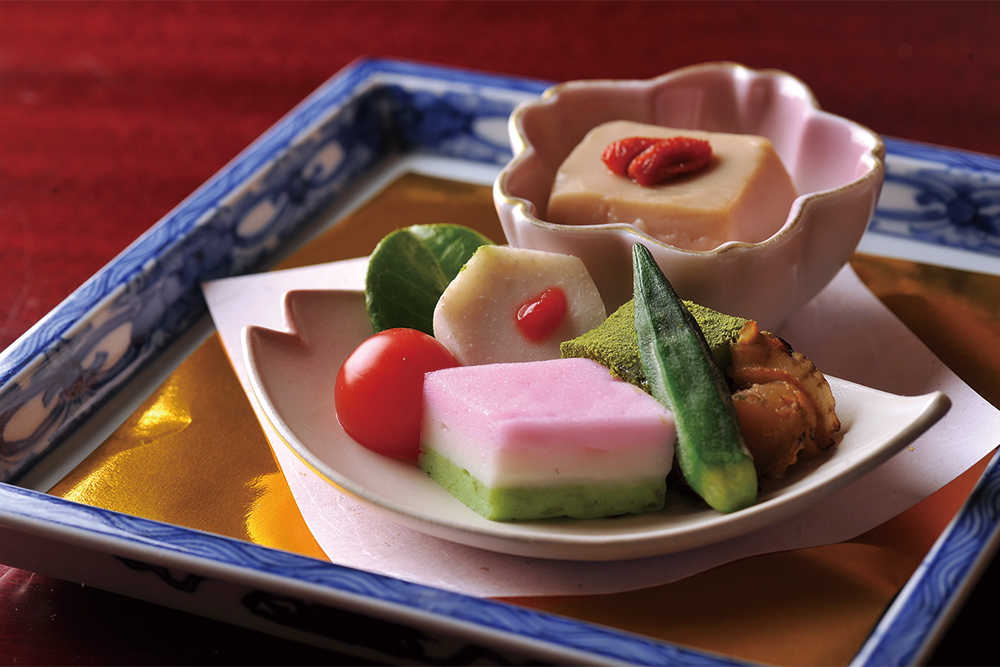 京繁会席料理2