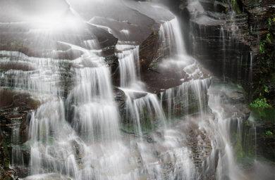 下呂の大滝