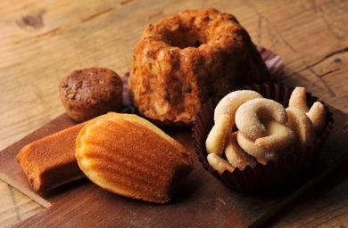 ジークフリーダの焼き菓子