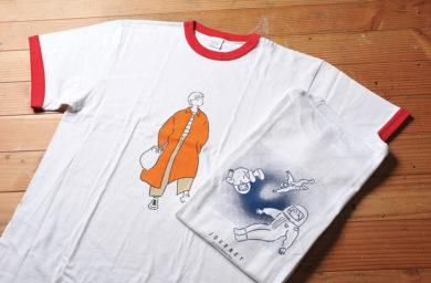 スロメのTシャツ
