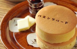 豆乳ホットケーキ