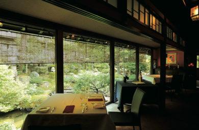 雀の庵_日本庭園