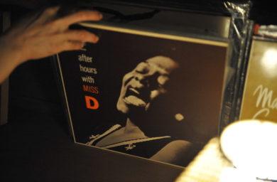大黒のレコード