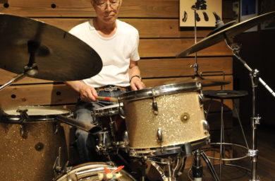 大黒のドラム