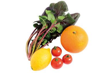 RARUKAの野菜