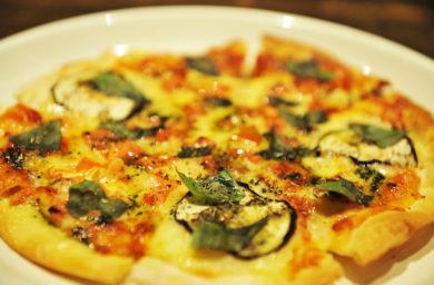 大黒の自家製ピザ