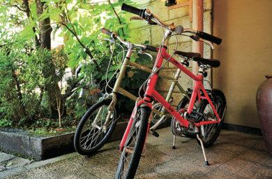 中嶋屋_自転車
