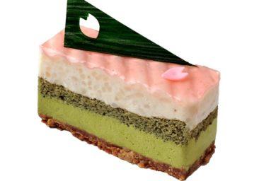 ラ・プラージュのSAKURAのケーキ
