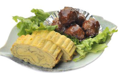 とみちゃんの惣菜
