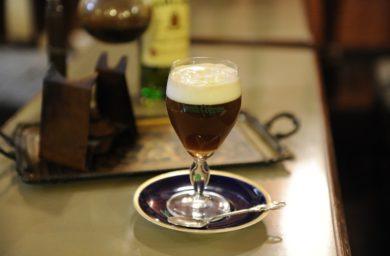 ル・モンド_アイリッシュコーヒー