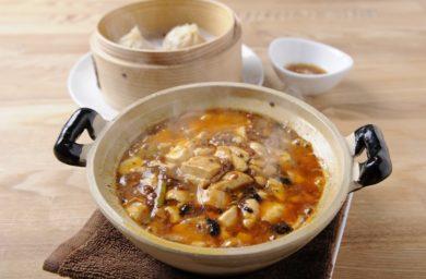 hiro土鍋の麻婆豆腐