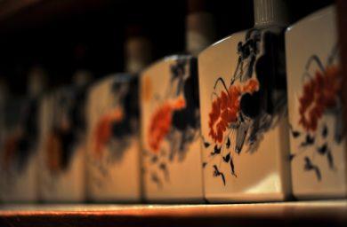 サフラン_記念ボトル