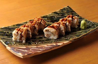すず野_穴子棒寿司