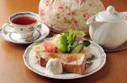 茶洋館マサラのモーニング