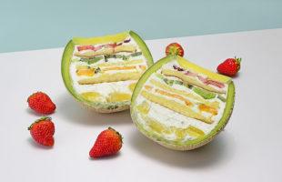 百果園メロンケーキ