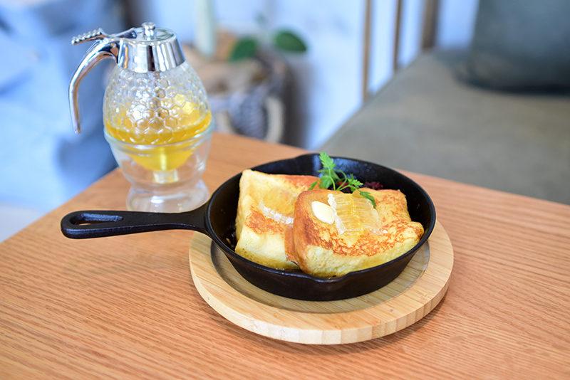 HoneyCafeMeetsフレンチトースト