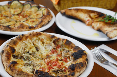 ダ・バッボのナポリピザ