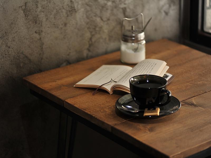 ホンキートンクのコーヒー