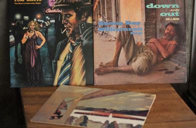 ホンキートンクのレコード