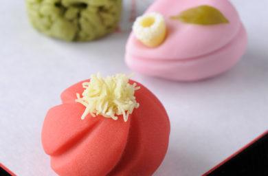 奈良屋本店の生菓子