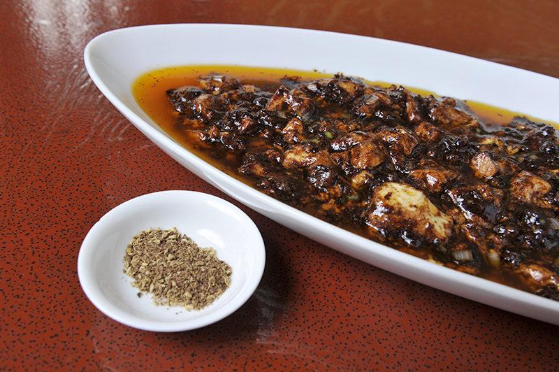清福の麻婆豆腐
