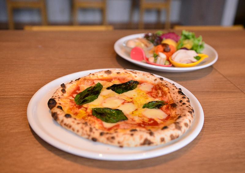 pizzazuttoマルゲリータランチ