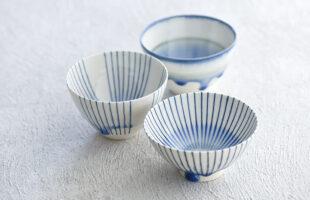 藤内紗恵子さんの美濃焼