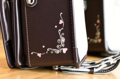 宇野かばんの刺繍