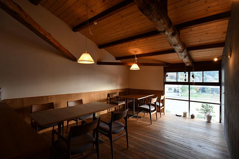 LA LUCANDA 3Fテーブル席