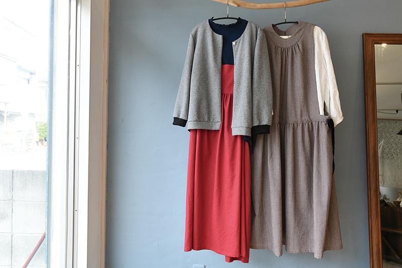 TRONCHIの服