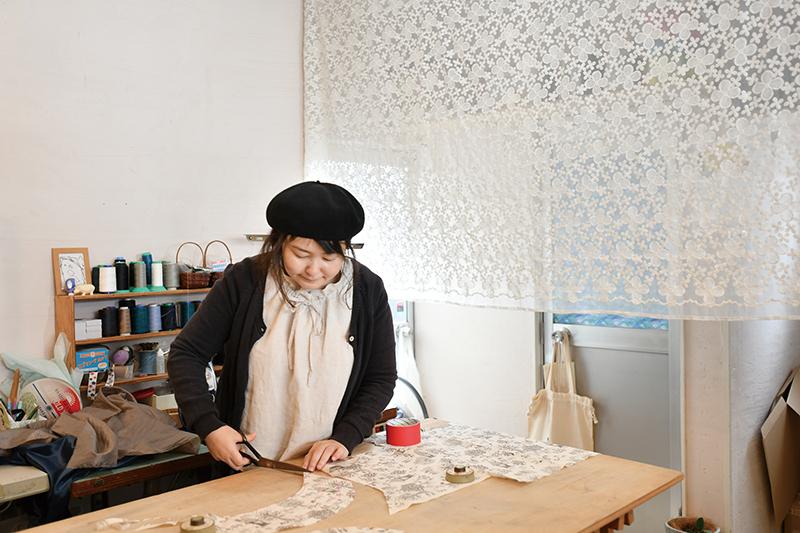 TRONCHIの店主石田理江さん